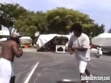 STREET FIGHTS — KIMBO SLICE v AFRO PUFF !!!