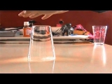 Amazing Water Trick! How to Suspend Water Without a Cup!