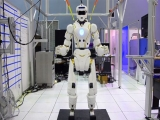 VIDEO NASA's New Iron Man Robot Valkyrie
