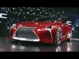 Lexus LF-LC Reveal at NAIAS Detroit Auto Show | CONCEPT CARS