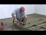How To Build A Shed – Part 1 Building The Floor