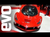 Ferrari LaFerrari: The 'New Enzo' – Geneva 2013 | evo MOTOR SHOWS
