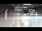 Futuristic Bike Life  Flying Bike!