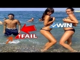 Hot Girls Epic Fails, Jokes [ Best Copilation 2013 ]