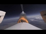 Virgin Galactic's Second Rocket Powered Flight Tail Footage