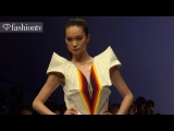Donghua Graduates Show 2013 in Beijing | China Graduate Fashion Week | FashionTV