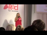 Celebrity Stylist Anya Sarre host Go Red for Women at 2013 Style Fashion Week LA