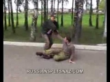 Russian Systema hand to hand fighting masters.