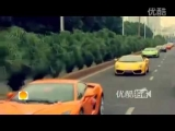 Chinese Wedding Supercar Convoy – Lambo, Ferrari, Porsche ….
