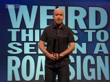 Weird Things to See on a Road Sign – Mock the Week – BBC Two