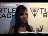 Actress Jennifer Hale Talks Halo 4, Mass Effect And Knack – Gamerhubtv