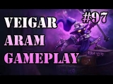"""BOOM"" VEIGAR ARAM Gameplay #97 [Howling Abyss] 1080p League of Legends LOL Champions"