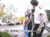 Street Fights – Security Guard vs Skaters FULL QUALITY