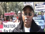 Rev. Walter Hoye Sentencing: A Message to African American Leaders pt 1
