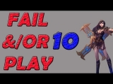 Jax It's Over 9000 – League of legends random top pro plays or epic fails funny lol moments 10