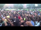 African American National Anthem at Howard University Trayv