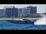 OPA World Offshore Powerboat Championship 2012, Sunday Race Day Juno Beach Jupiter  Florida