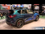 Mazda Concept Vehicles at SEMA – Miata Super25 & Special Edition CX-5′s
