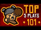 League of Legends Top 5 Plays Week 101