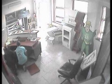 Robbery Caught On Camera – South Africa