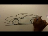 How to Convert Cartoon 2D CAR into a 3D CAR the EZ WAY