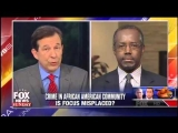 Chris Wallace Fights Democrat On 'Staggering' Black Crime Stats