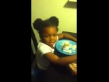 Parenting Fail Of The Week 4-Year-Old Girl Rapping D-Lo & Tyga Lyrics!