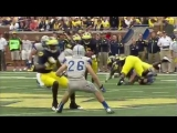College Football 2012-2013 Season Highlights (Part 1) | Catches, Hits, Fails, Amazing Plays Etc.