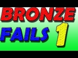 Bronze elo style – League of legends Top Random pro bronze Plays or epic Fails moments Episode 1