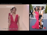 "Irina Shayk & Alessandra Ambrosio at ""FESTIVAL DE CANNES 2013″ AMFAR Celebrities Style Day 8"