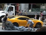 Google Self Driven Car, Bumblebee Transformers Crash, Camaro Z28 Nurburgring Spy Shots