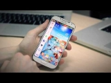 Samsung Galaxy S4 new technologie of 2014