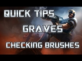 Graves Mechanics Trick : Never Facecheck Again | League of Legends Gameplay