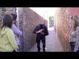 Craziest Scare/Prank Trick Ever! Magician Sneezes Head Off!