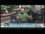 Google's self-driving car test drive in Washington, D.C. (May 17, 2012)