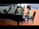 Pirates of the Caribbean – Incredible Piano Solo of Jarrod Radnich (by Lidia Melisa)
