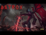 League of Legends: Aatrox First Look Champion Spotlight – Guide (new champion)