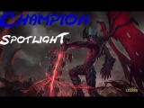 AATROX-The Darkin Blade: *NEW* Champion Spotlight: League of Legends [HD]
