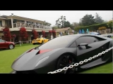 Concept Cars at Pebble Beach 2012
