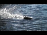 TechToys V24 PowerBoat