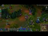League of Legends: Resonance22 plays Lissandra #1 (Top Lane) (8/27/13)