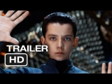 Ender's Game Official Trailer #1 (2013) – Harrison Ford Movie HD