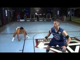 Sports Science: Rebound Challenge – Kevin Love vs Sumo Wrestler
