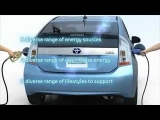 TOYOTA Prius Plug-in Hybrid Technology – 2012 North American International Auto Show [ 2012 NAIAS ]