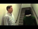 Amazing Stairwell Illusion and The answer!!!..Must Watch! Full HD Version