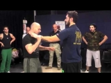 techniques Krav Maga defense FIKM stage, British SAS (4) close combat  – Luca Zama tutor contractor