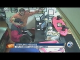 KFC robbery caught on camera