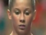 Shawn Johnson Olympics Trials Night 1