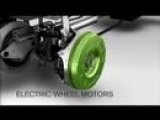 Volvo Electric Car ReCharge Concept hybrid In-Wheel Motor EV