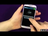 Samsung Galaxy S4 Motion Controls